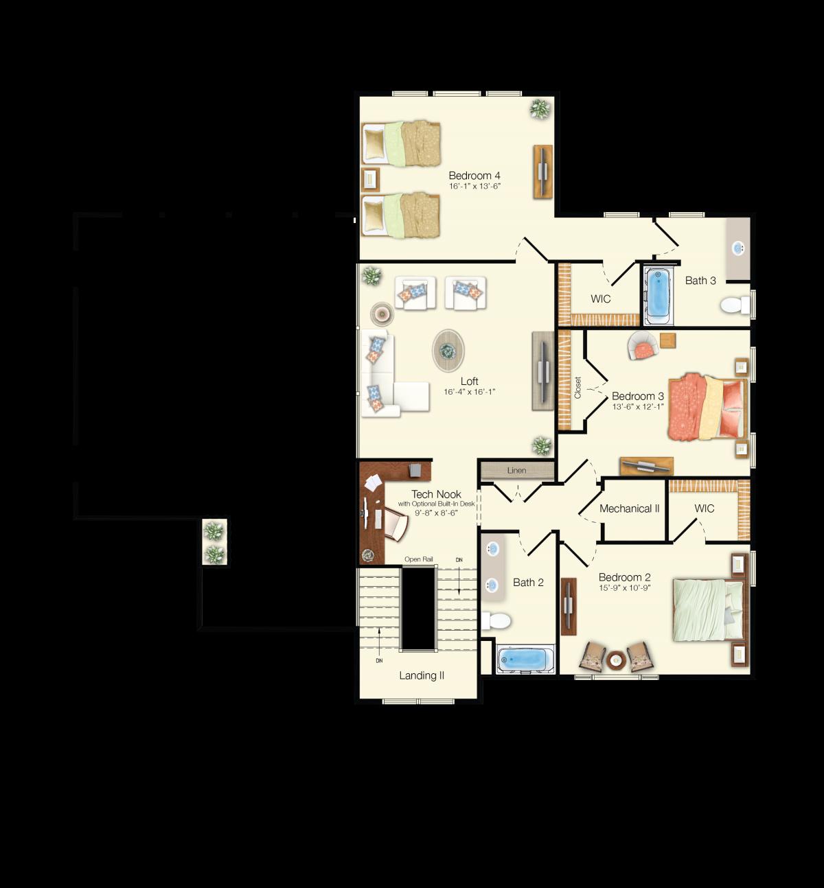 The Grand Cayman - Third Floor