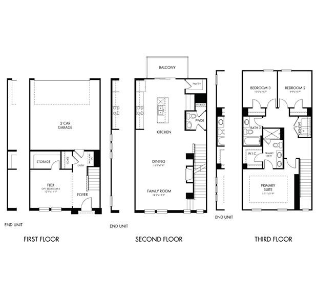 Pinehall Floorplan