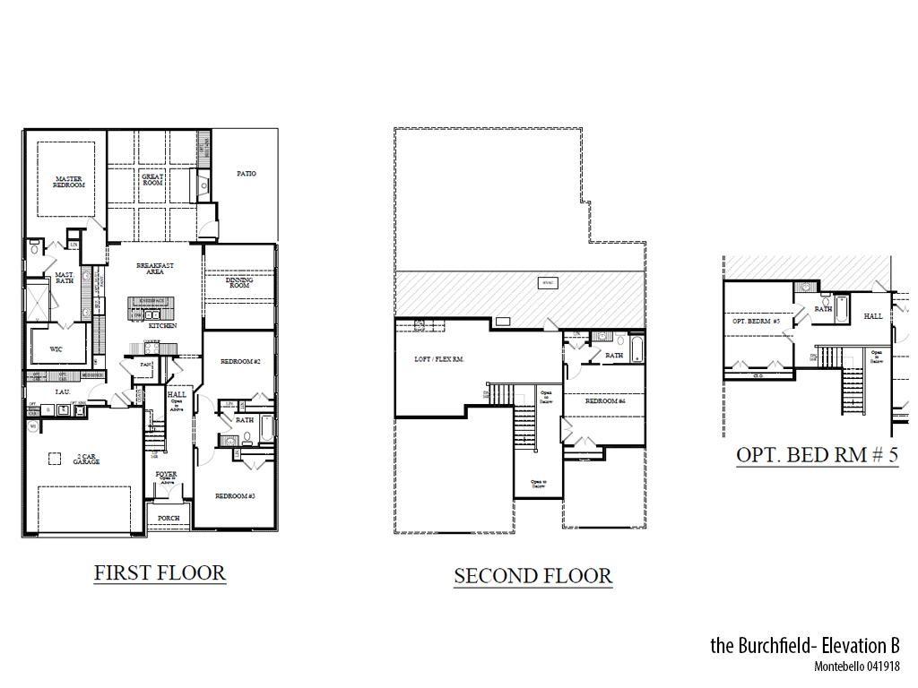 Mb Burchb Floorplan