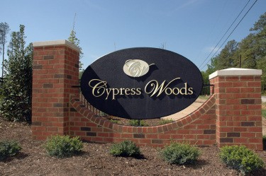 Cypress Woods