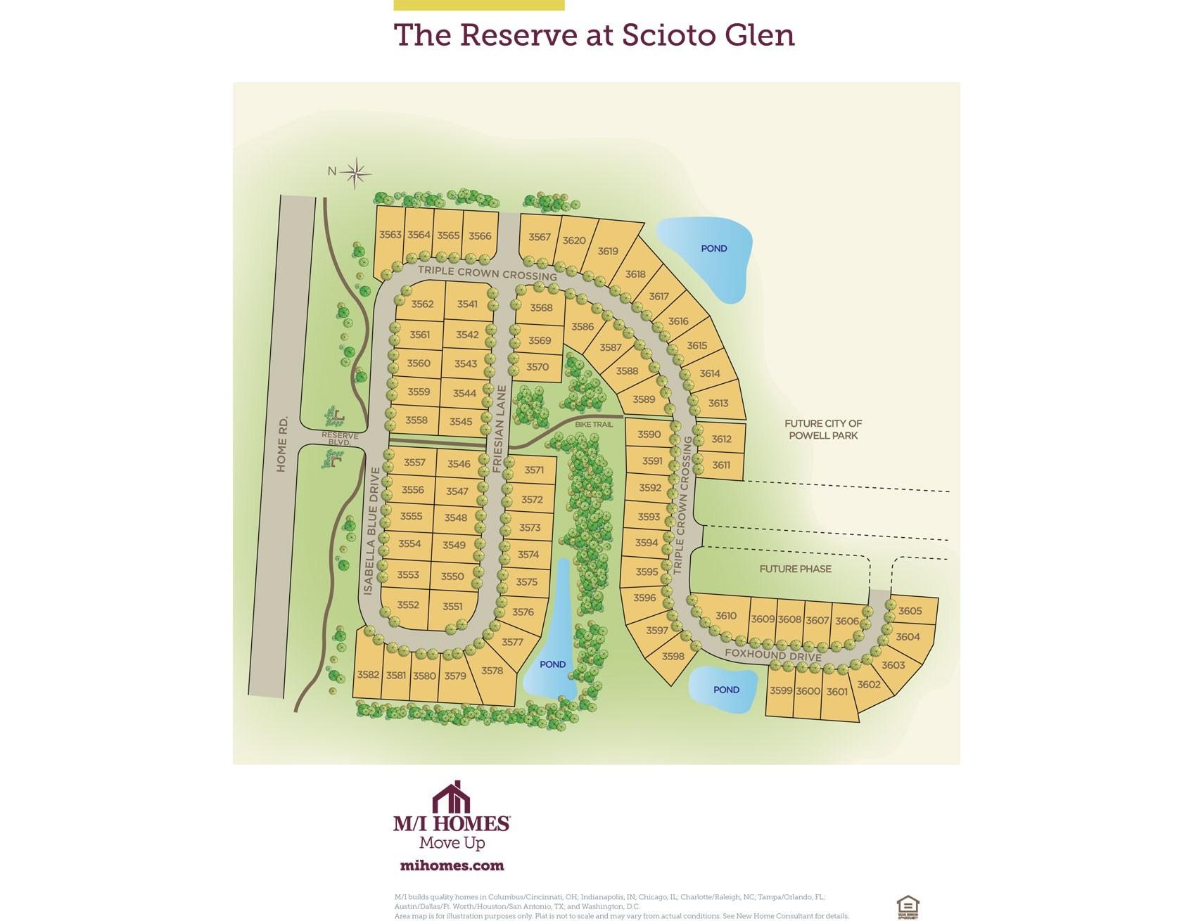 The Reserve At Scioto Glenn