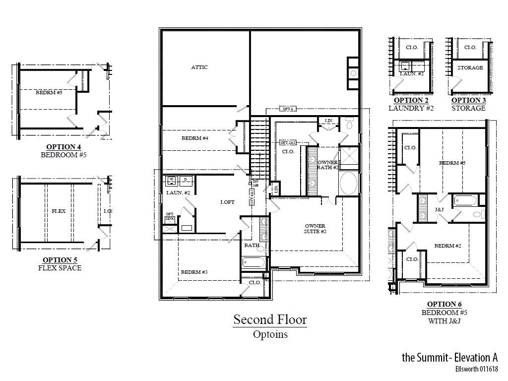 Ellsworth Summita Floorplan3