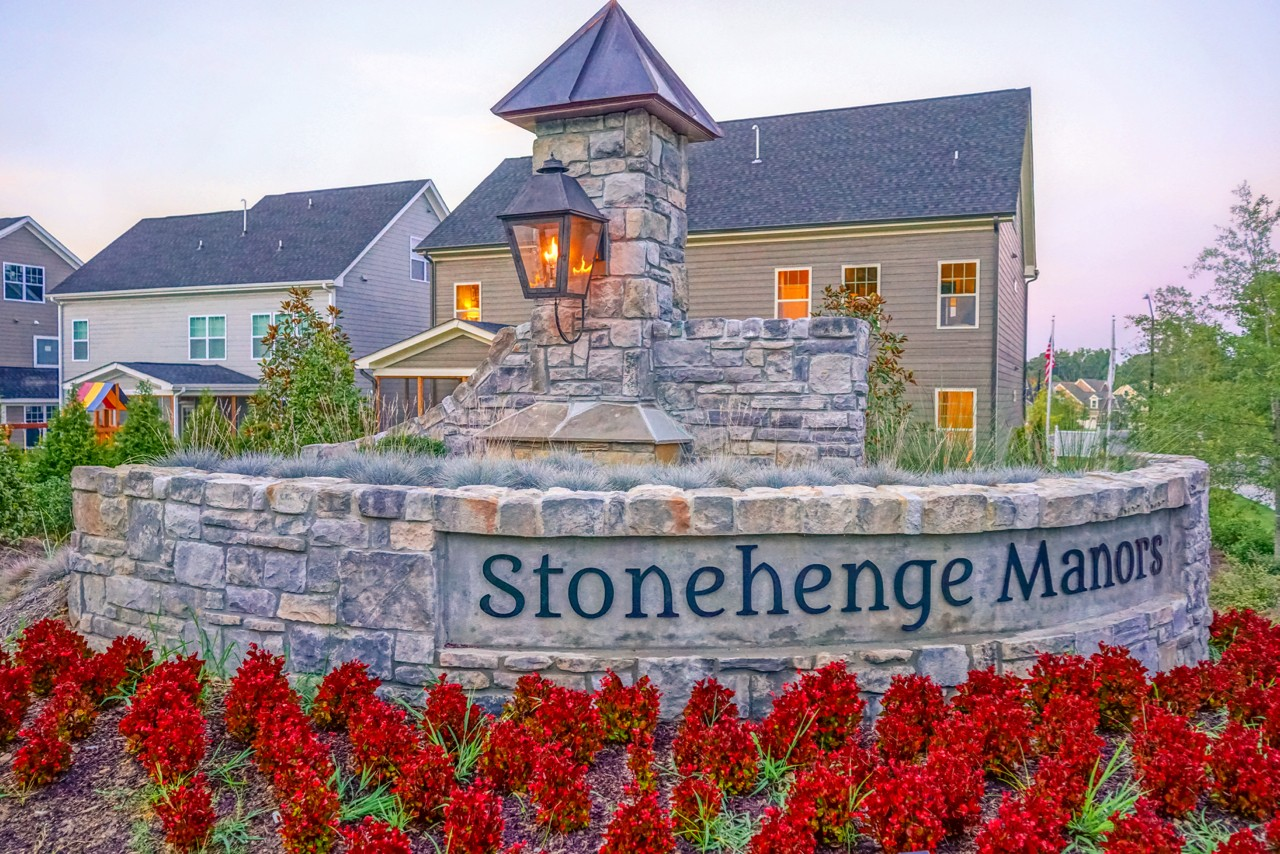 Stonehenge Manors - Raleigh NC