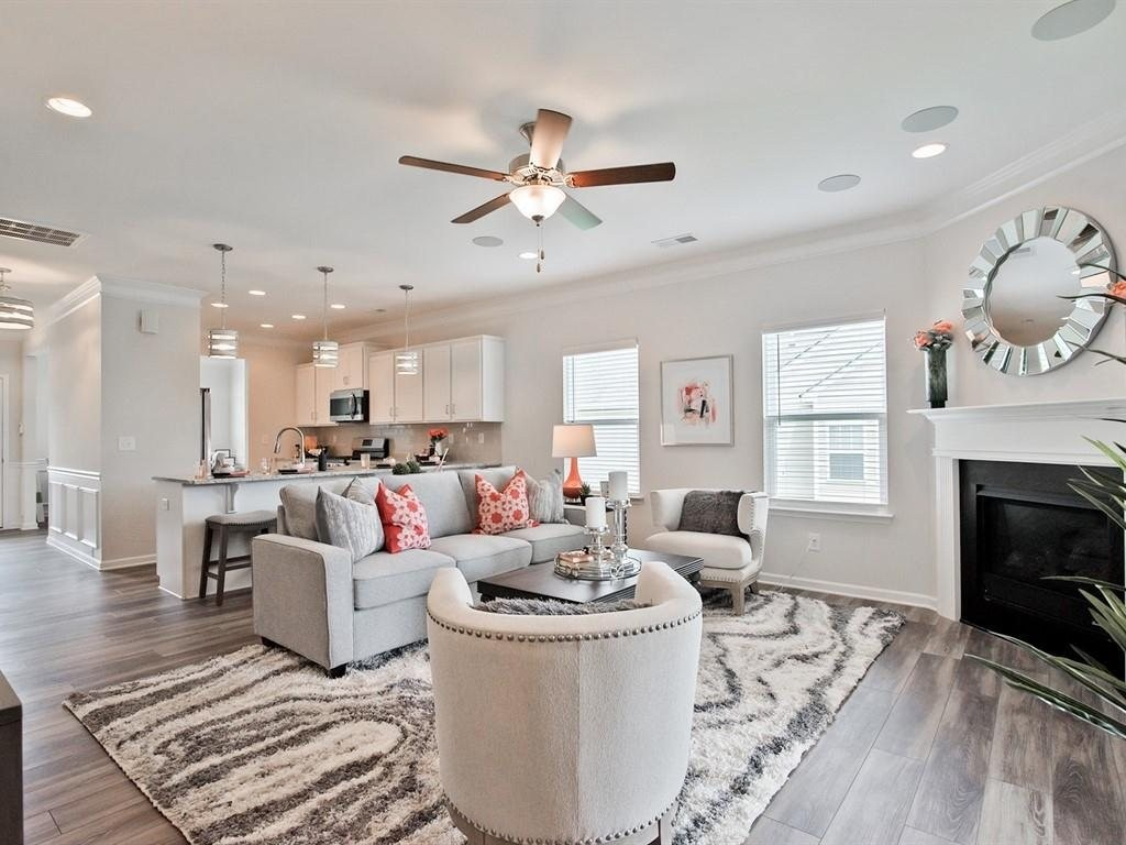 Model Home Open Daily