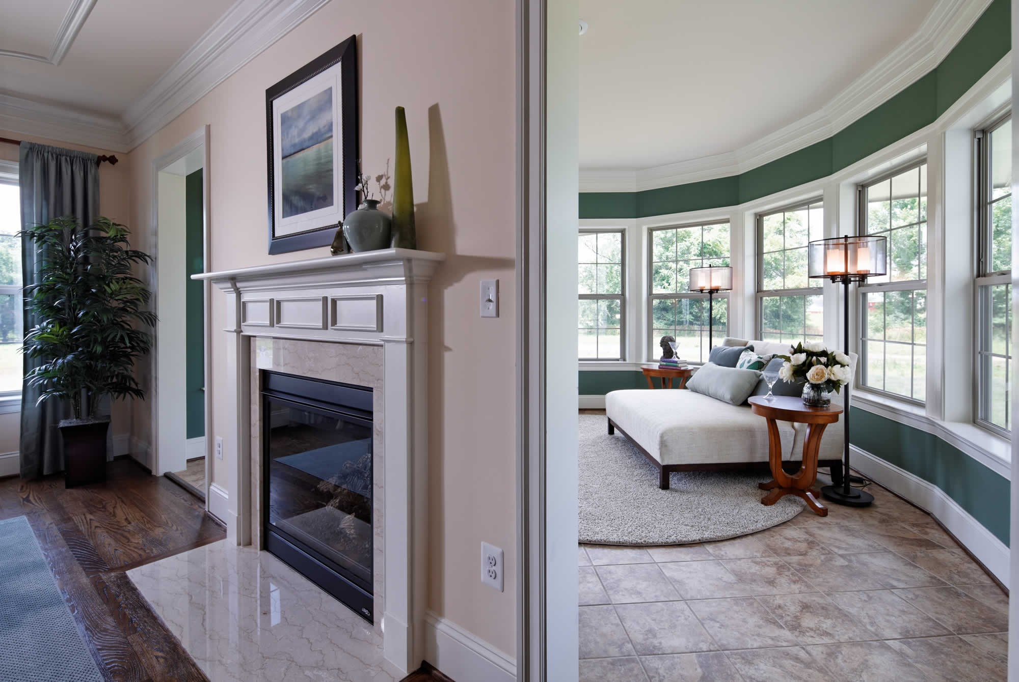 The Oakton by Craftmark Homes