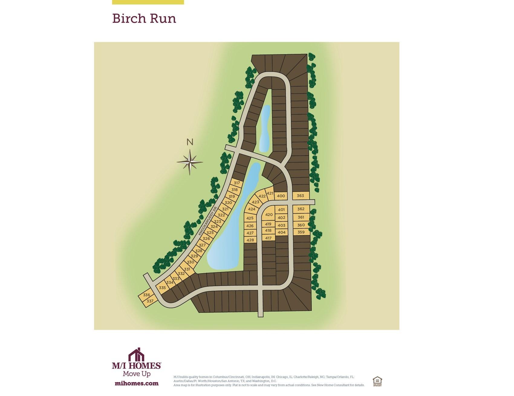 Birch Run At Wynne Farms
