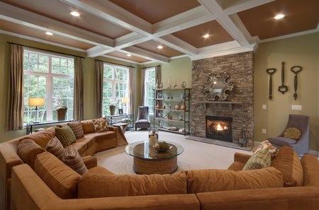 Oakton - Family Room