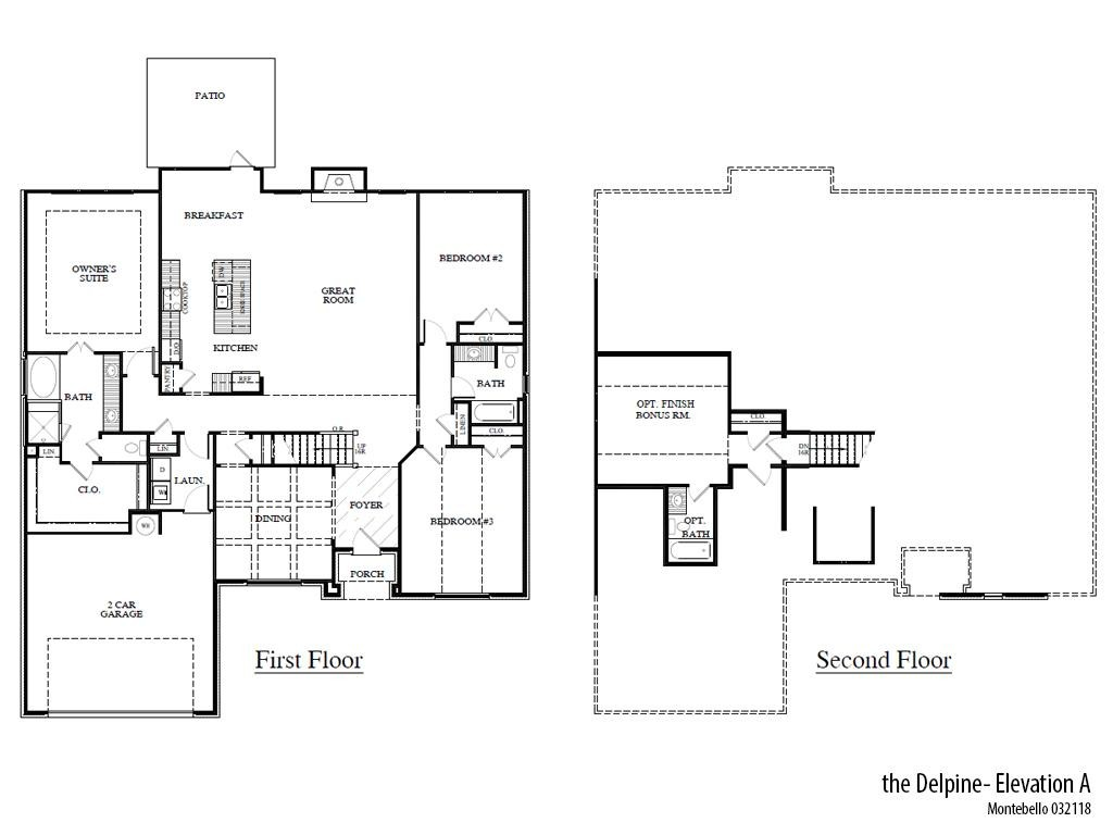 Mb Delpinea Floorplan