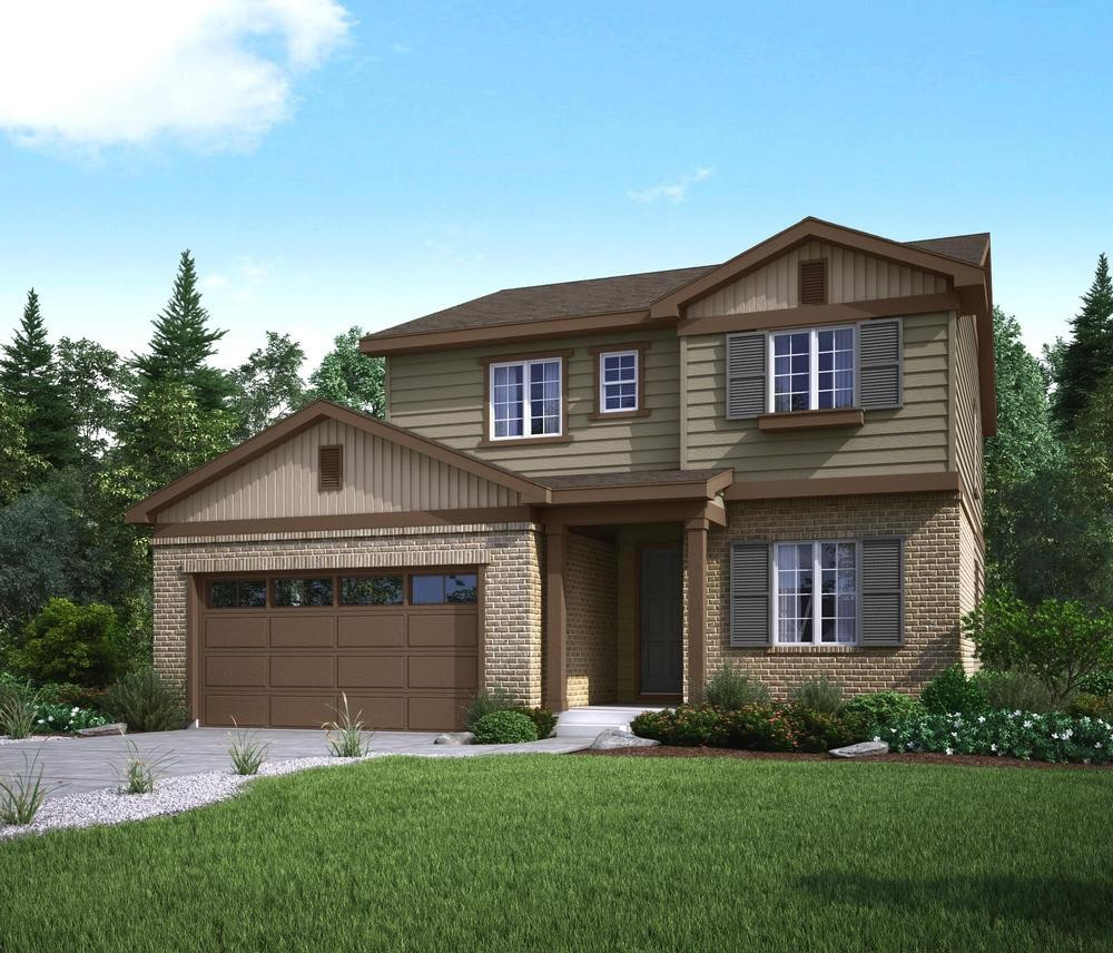 Hills at Southshore - Residence 40222-D