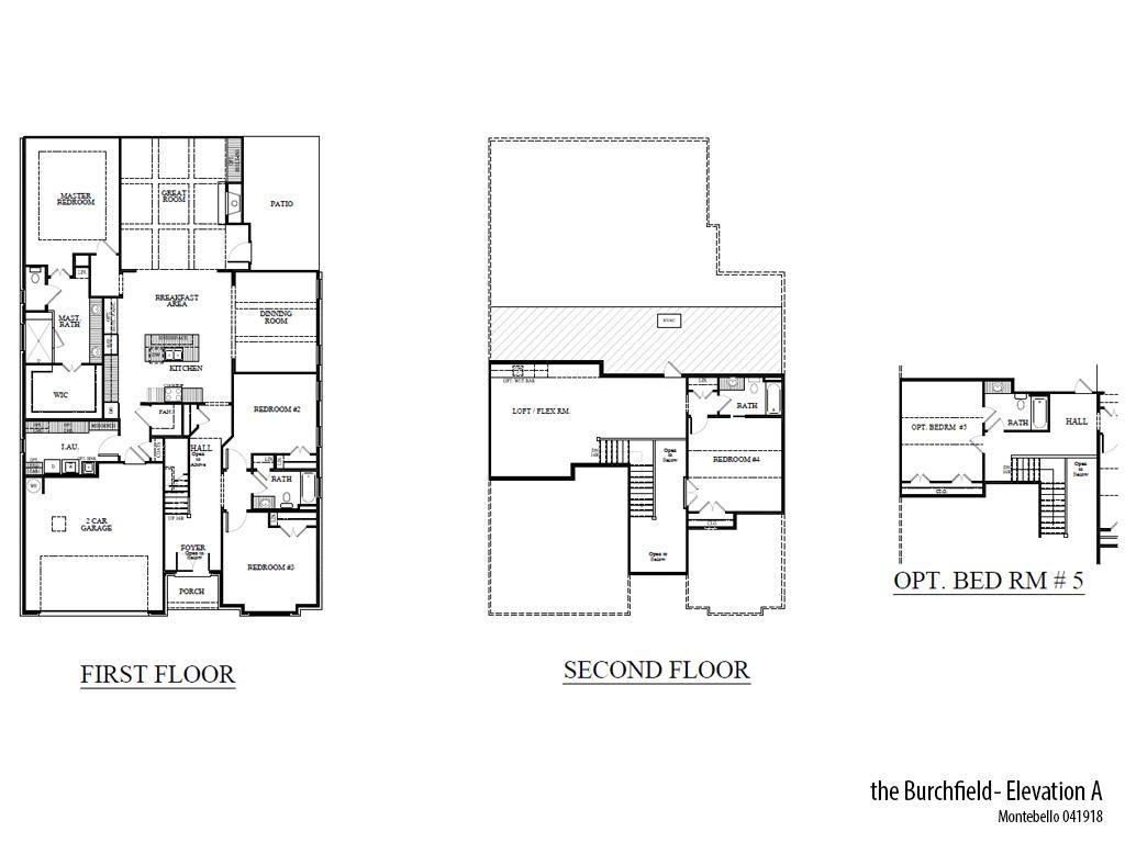 Mb Burcha Floorplan