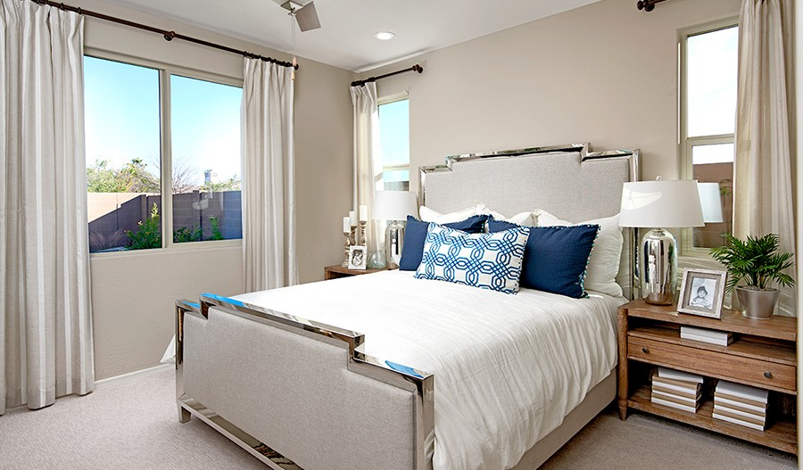 BellaVida-PHX-Azure Master Bedroom