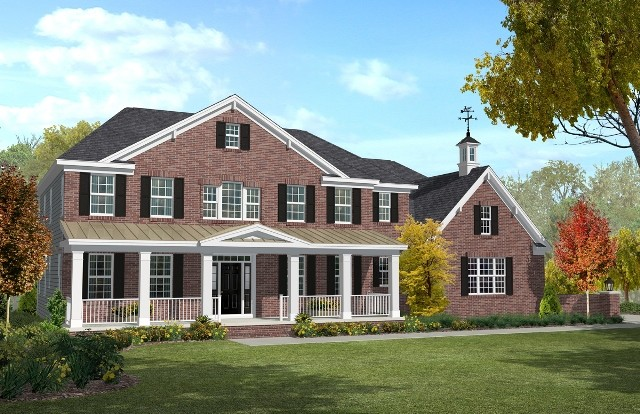 Country Classics New Home Builders New Homes Guide