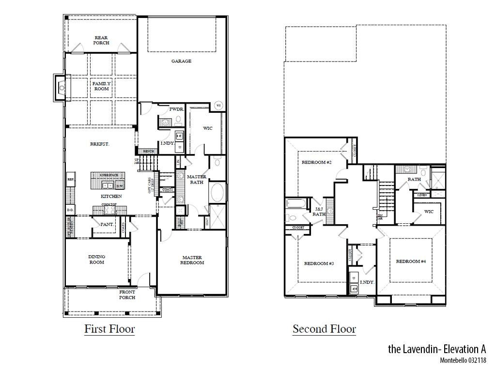 Mb Lavendina Floorplan
