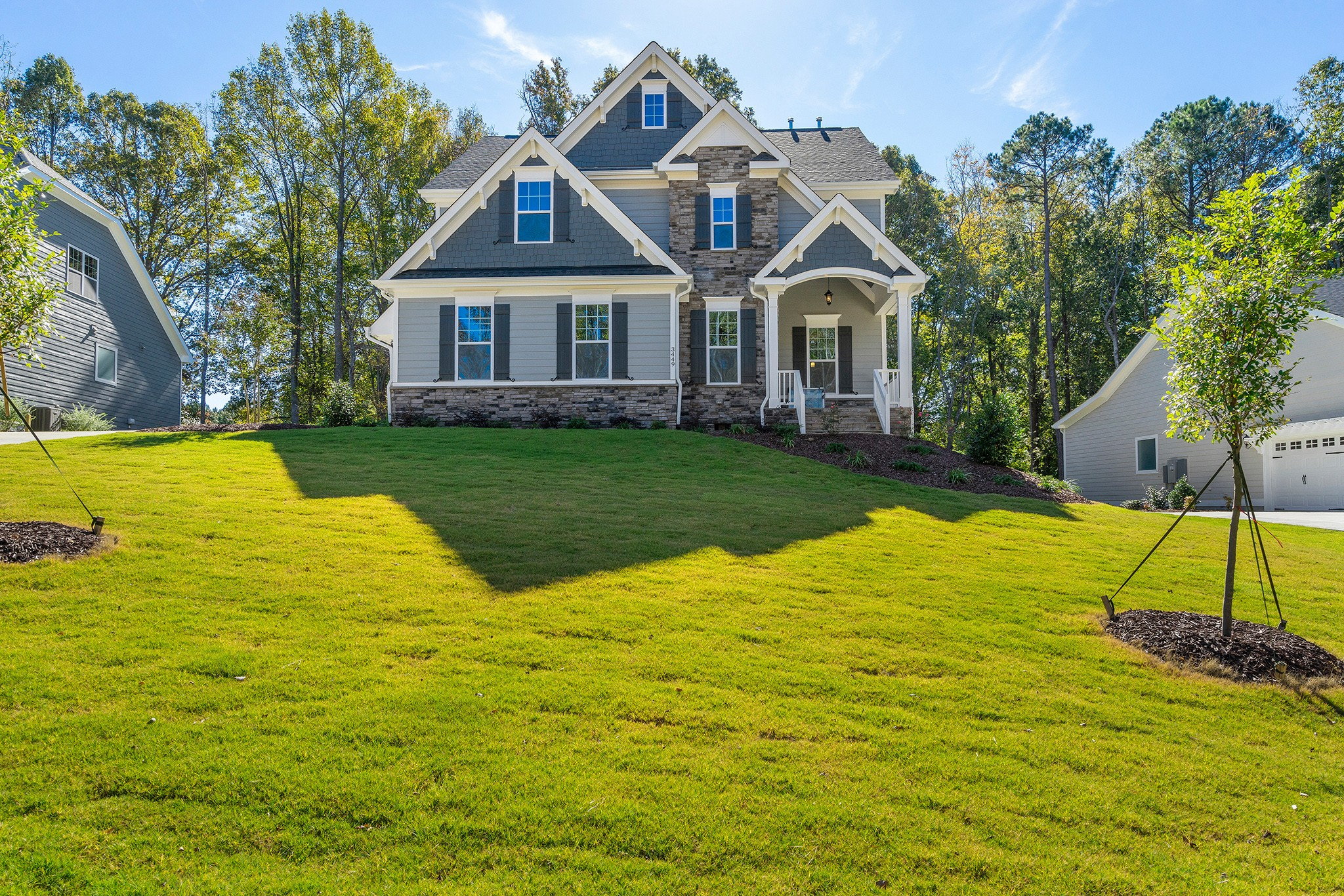 The Monroe Plan in Fairview Park, Cary NC