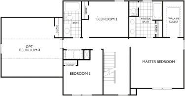 Churchill 2nd floor with opt 3rd Floor