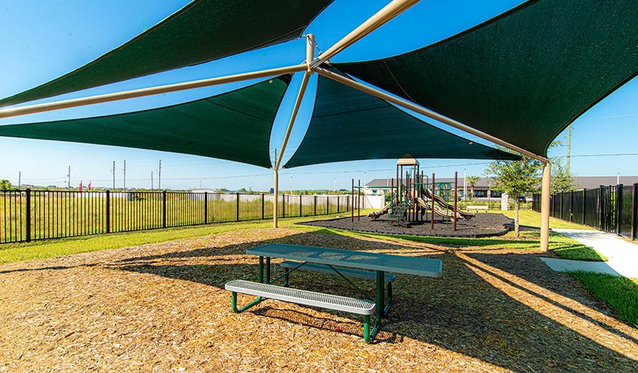 NorthRidge-ORL-Picnic Area and Playground
