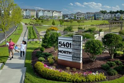 5401 North