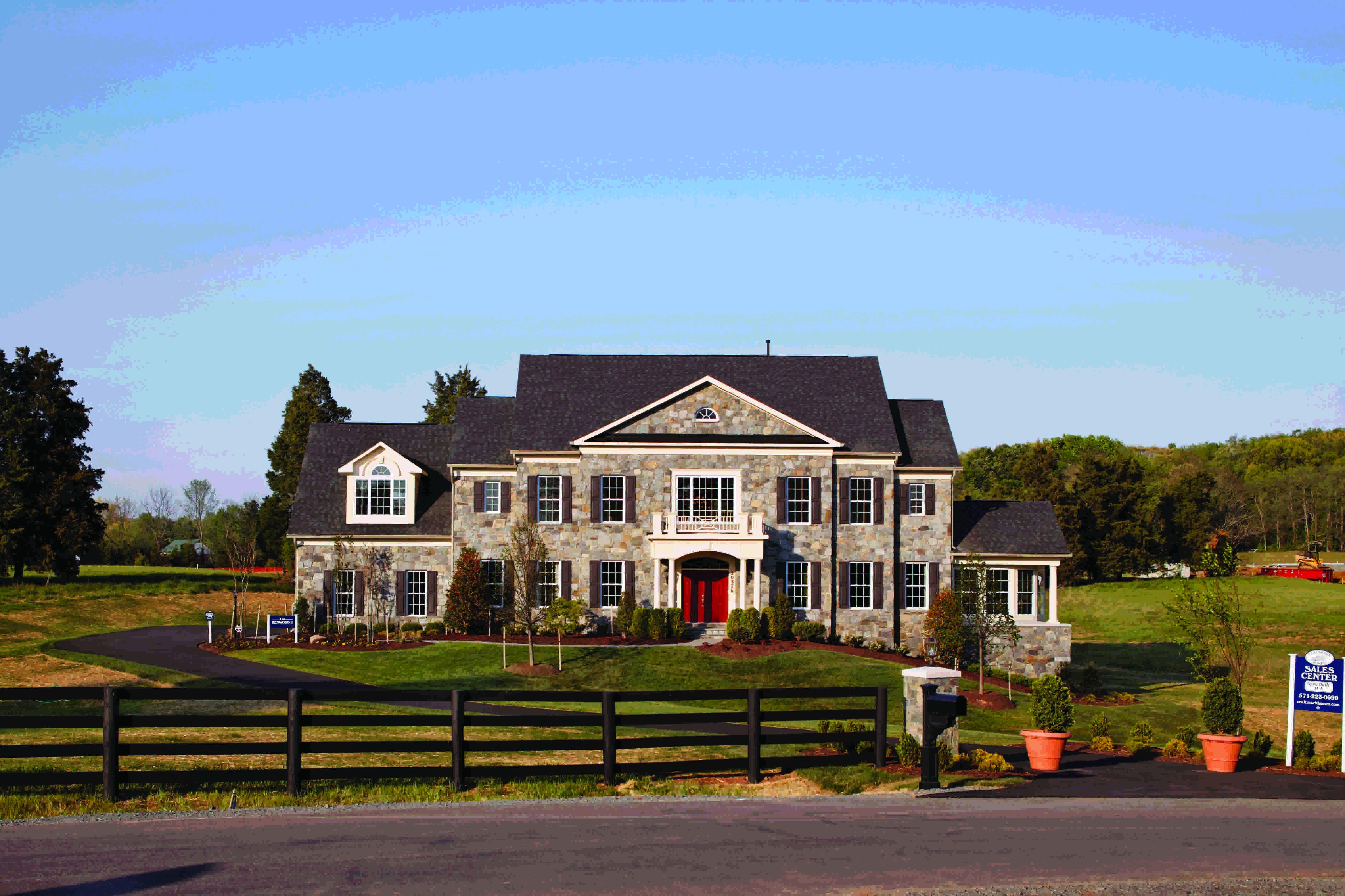 The Kenwood II by Craftmark Homes