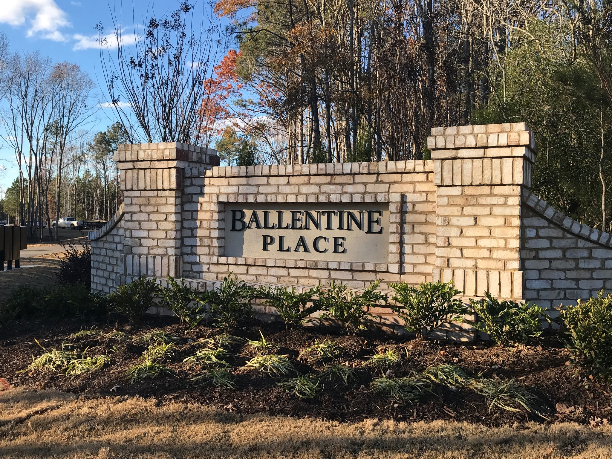 Ballentine Place, Holly Springs NC - From the low to mid $400's