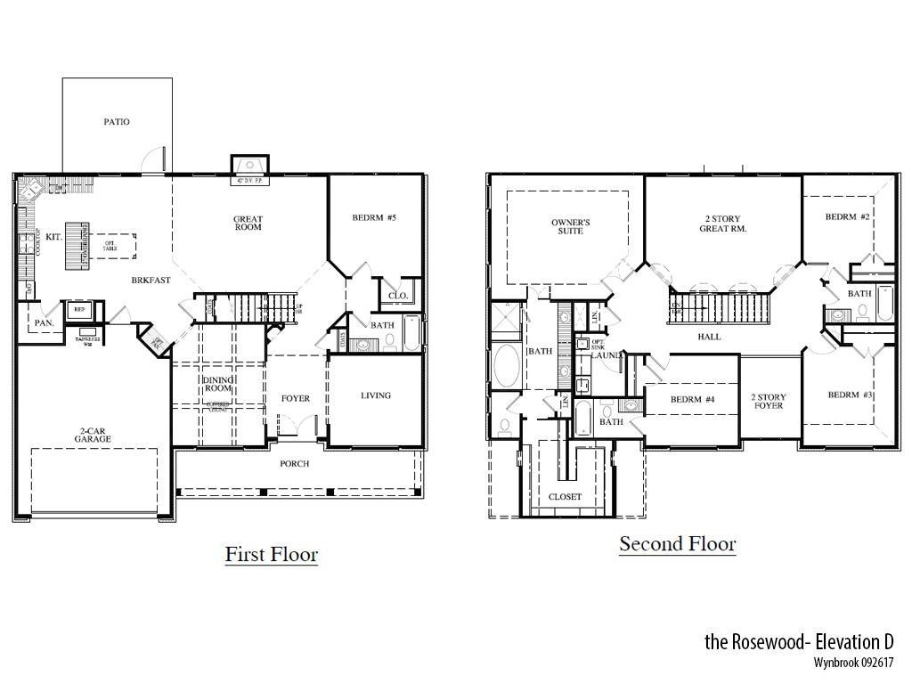 Wyn Rosed Floorplan