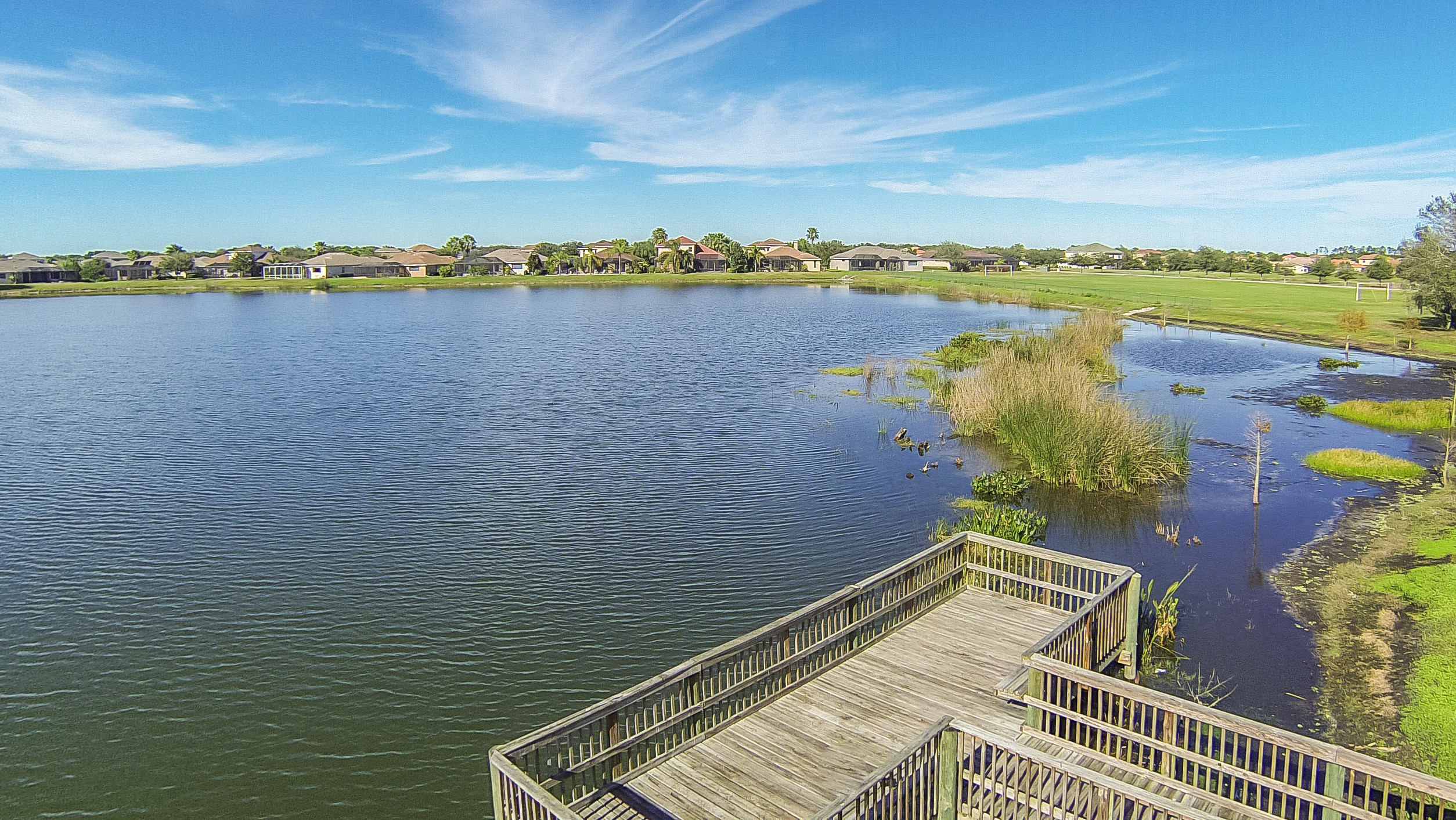 GreyHawk Water View and Dock
