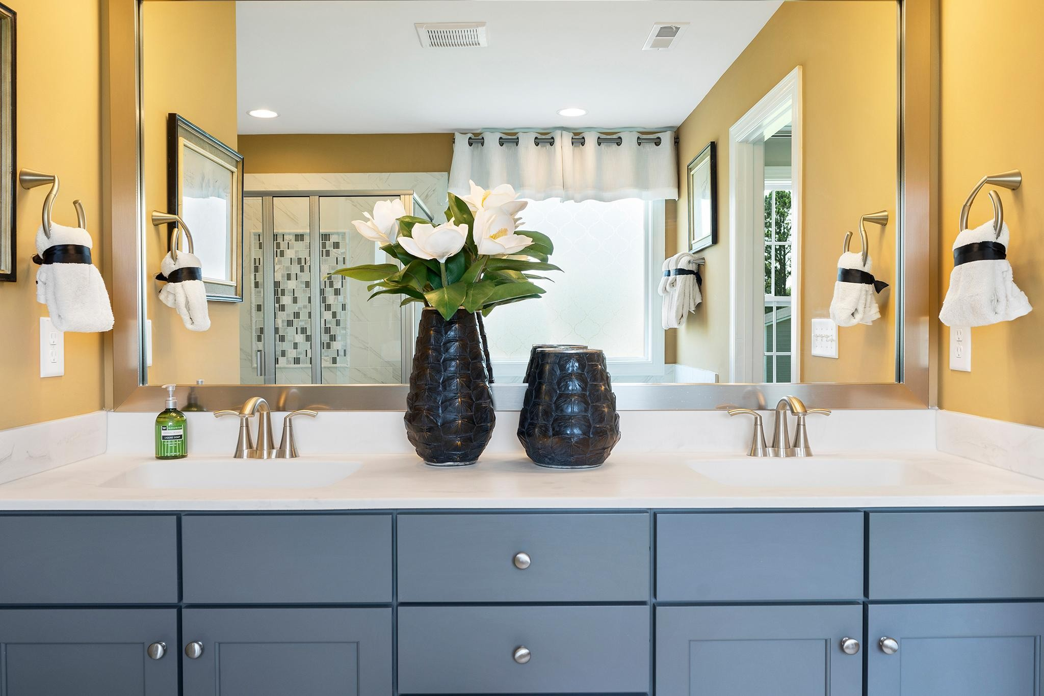 Royal Oaks a Division of Mattamy Homes, Southern Acres, The Juniper, Master Bathroom