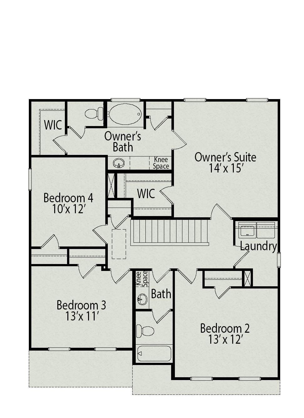 Cochran B Second Floor