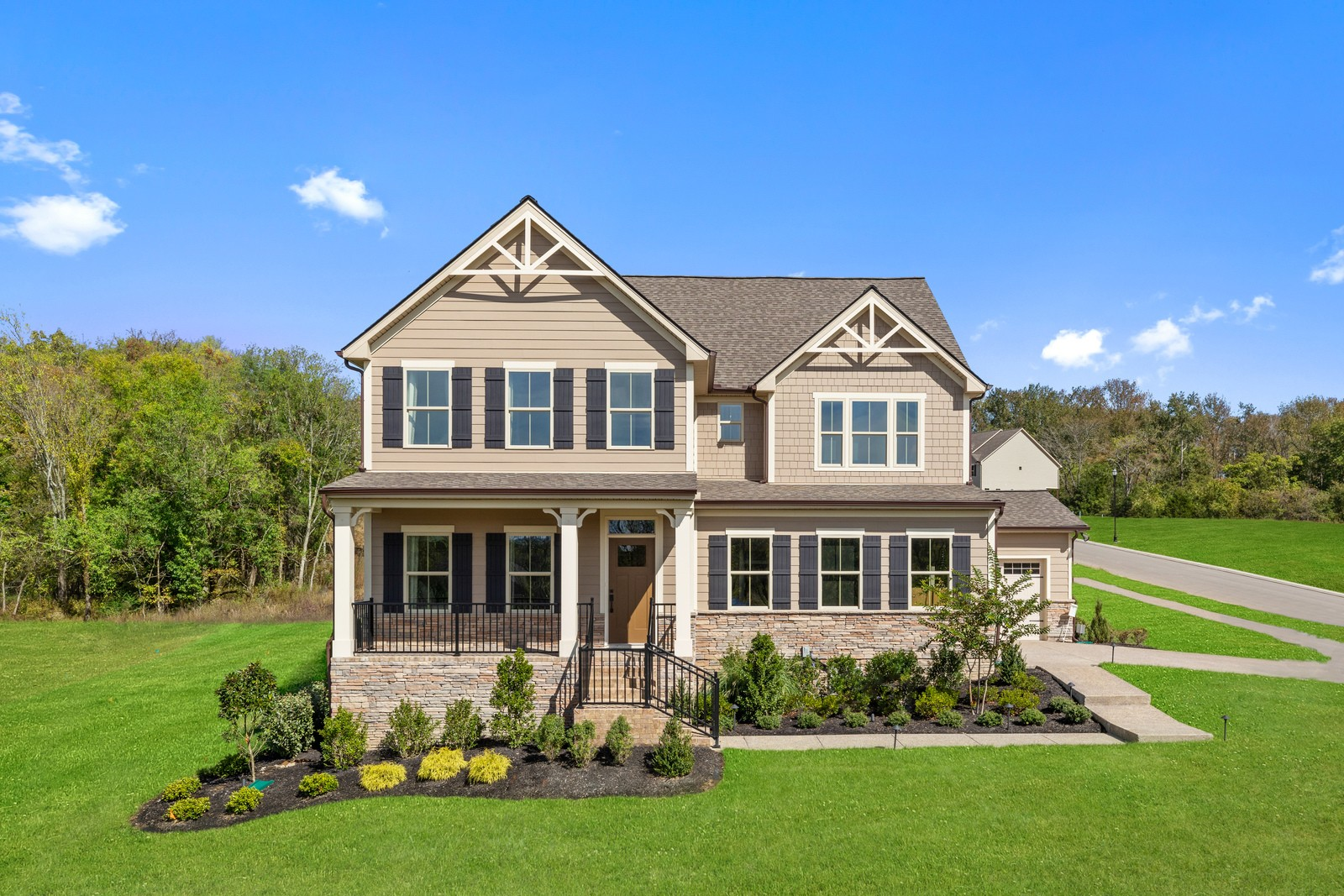 Falls Grove - Resort-Style Living in Williamson County
