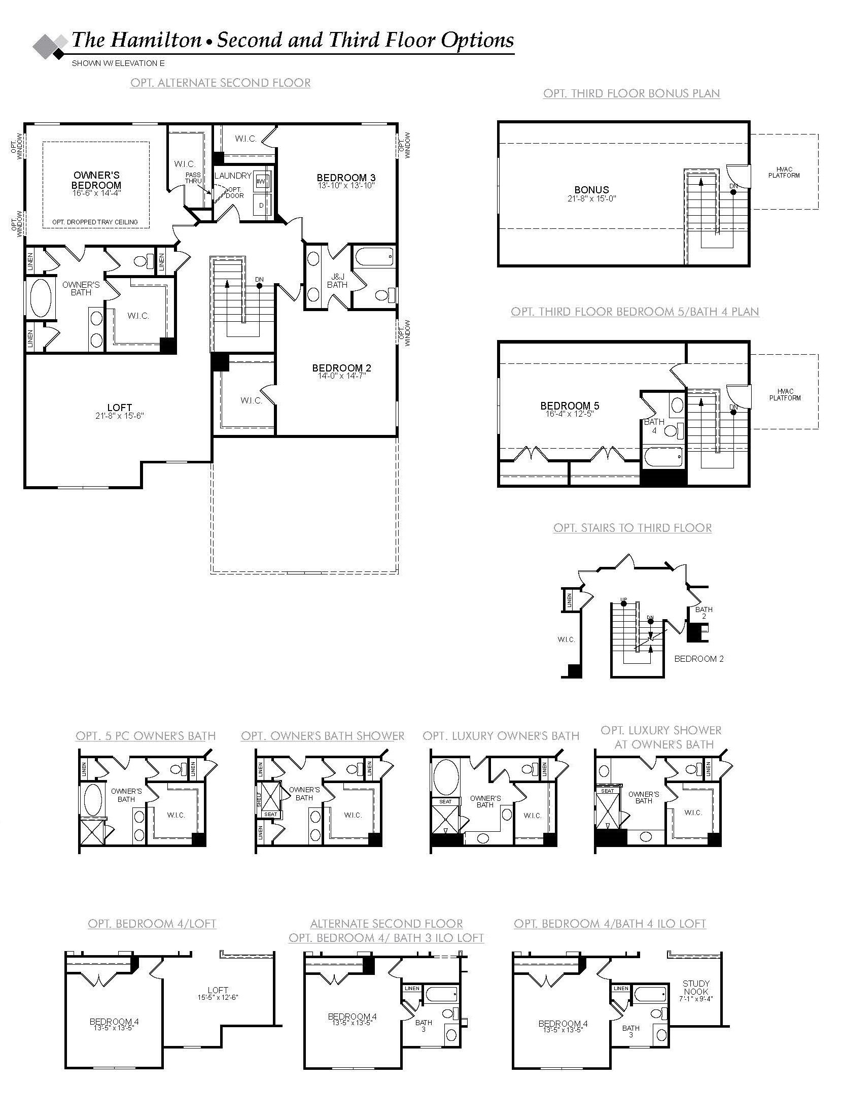 New Home Plans Bradley By Lennar Homes New Homes Guide