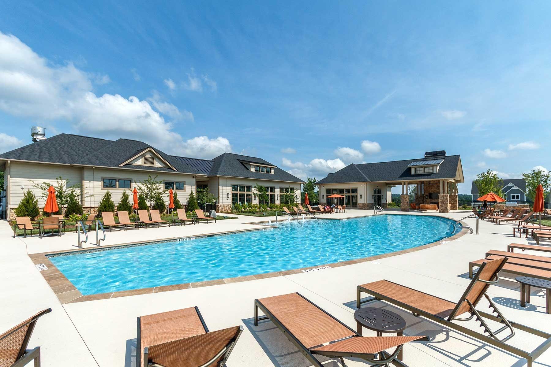 Legacy at Jordan Lake - Legacy Village- Pool