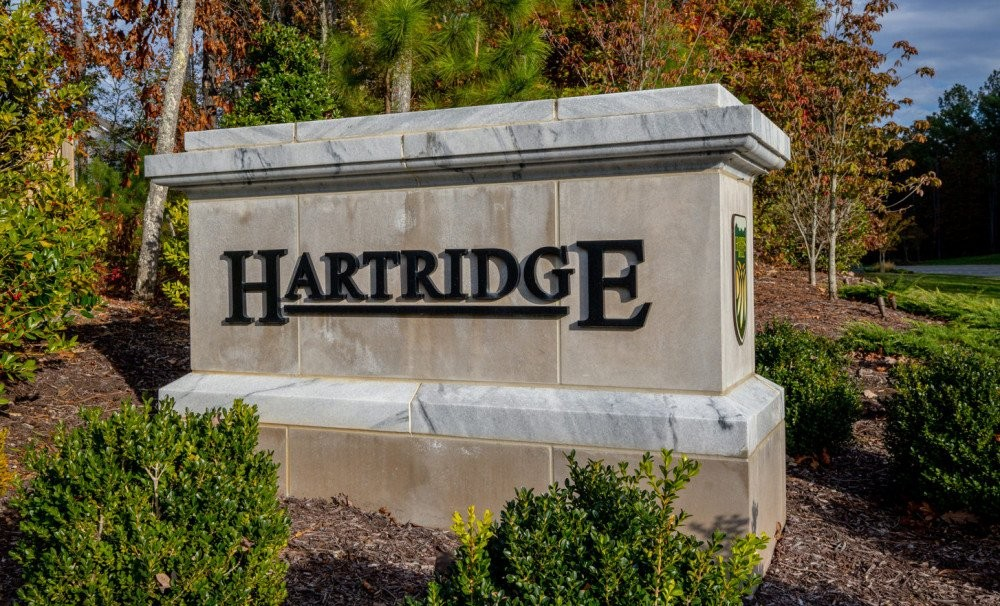 Hartridge at Harpers Mill
