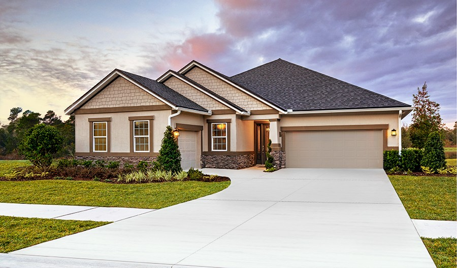 New Home Plans Dalton By Richmond American Homes New Home Guide