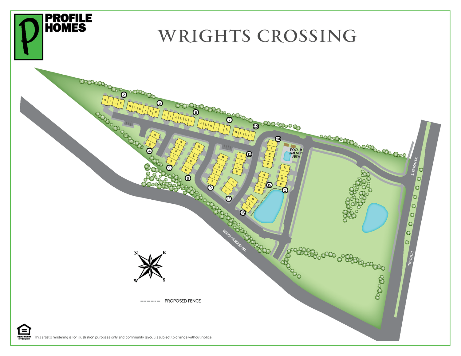 Wrights Crossing