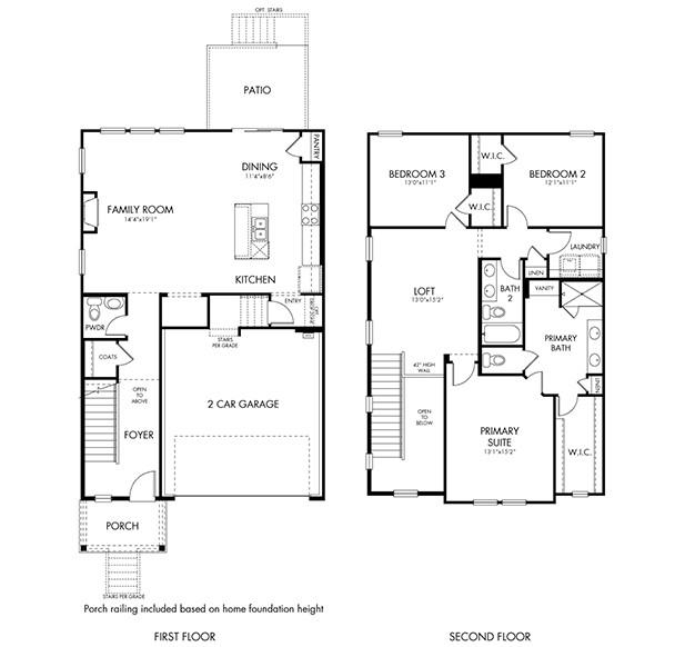 Cobalt Floorplan