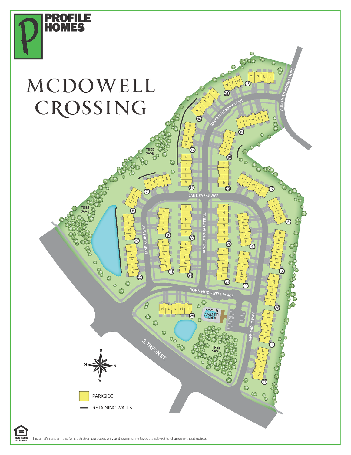 McDowell Crossing