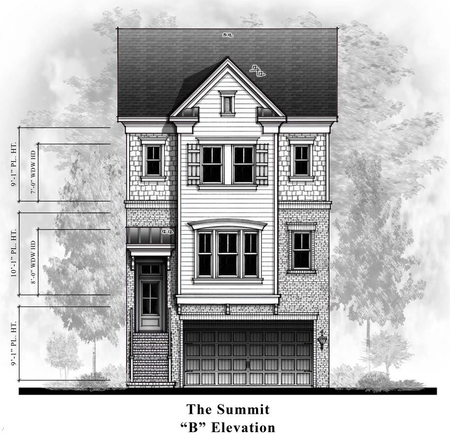 New Housing Community - The Summit At River Run