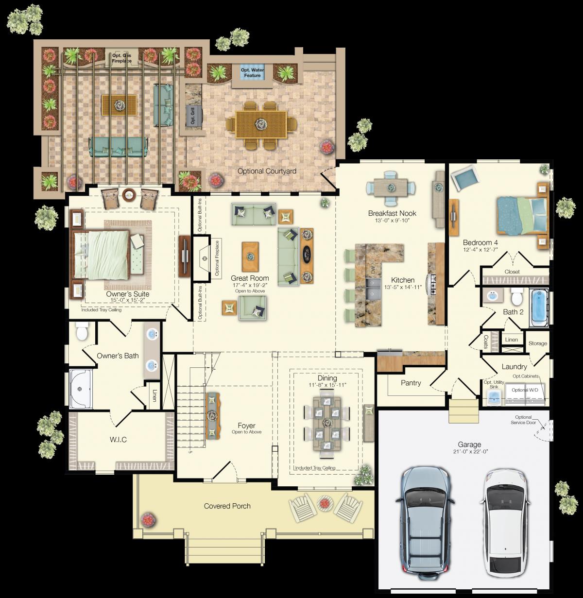 The Henlopen - First Floor