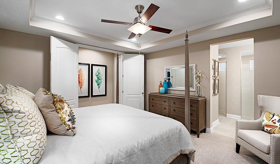 LakesAtMillCreek-JAX-Raleigh Master Bedroom