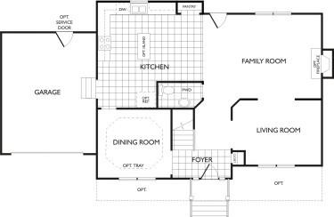 Churchill 1st Floor