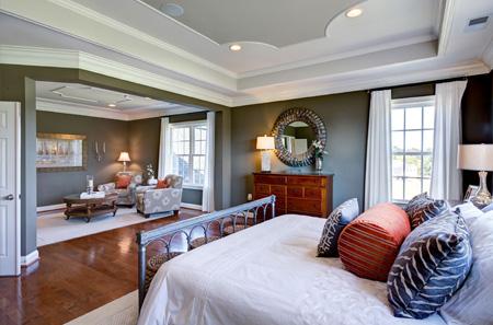 Waterford Creek - Master Bedroom