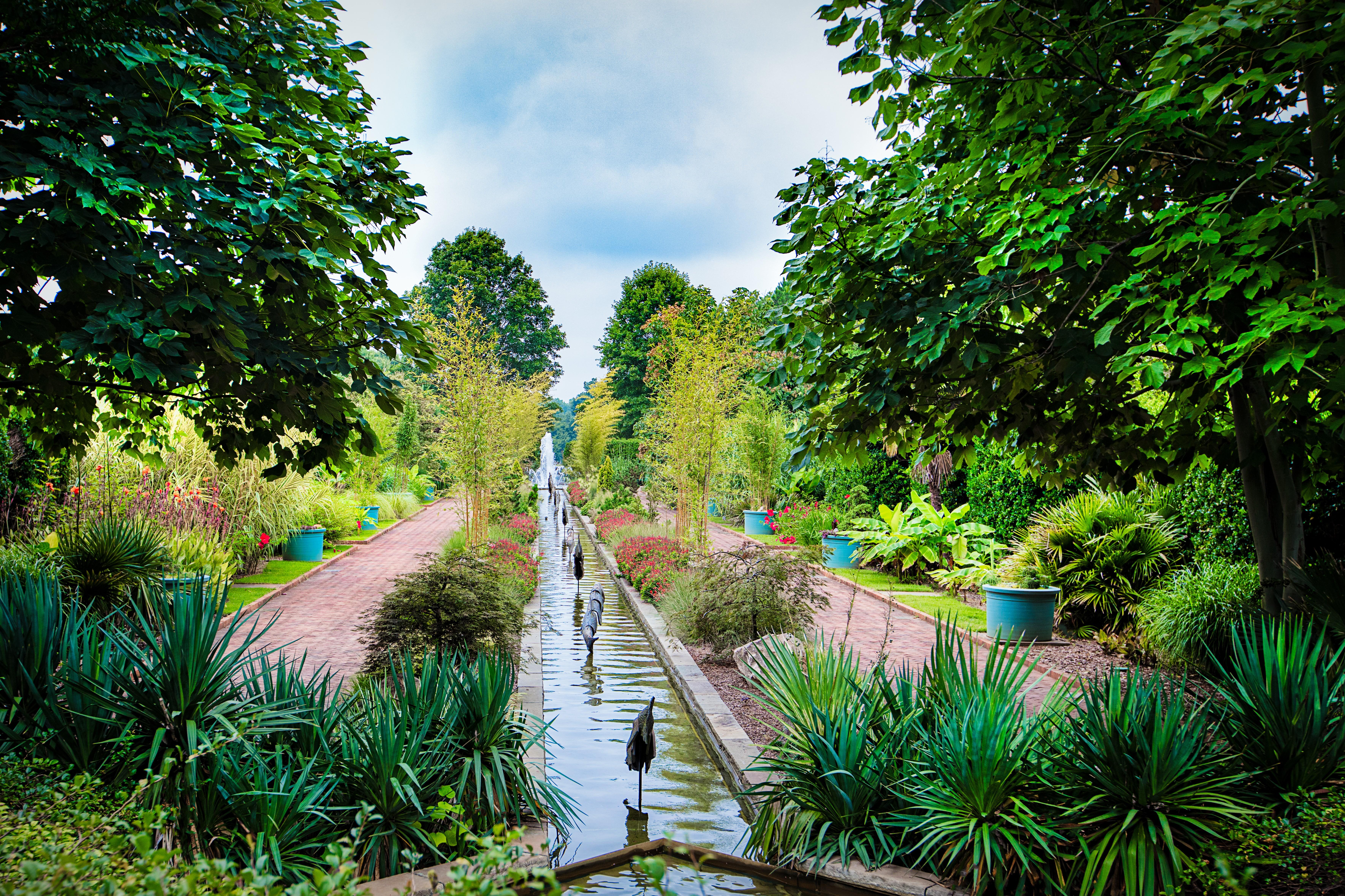 Stowe Botanical Garden Canal Garden.jpg