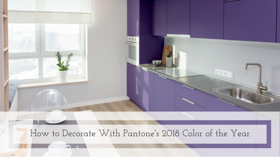 How to Decorate With Pantone's 2018 Color of the Year