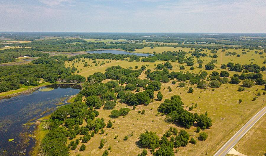 ThePreserveAtSunrise-ORL-Aerial of Lake