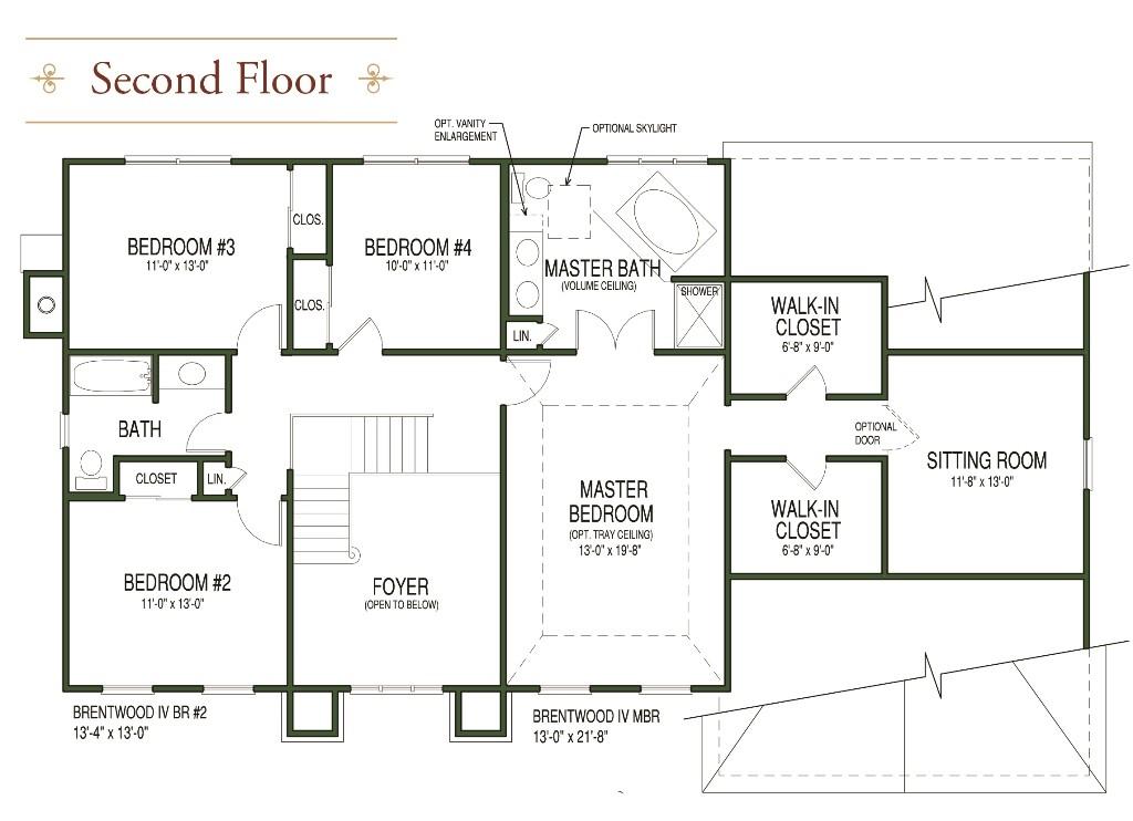 Brentwood 2nd Floor