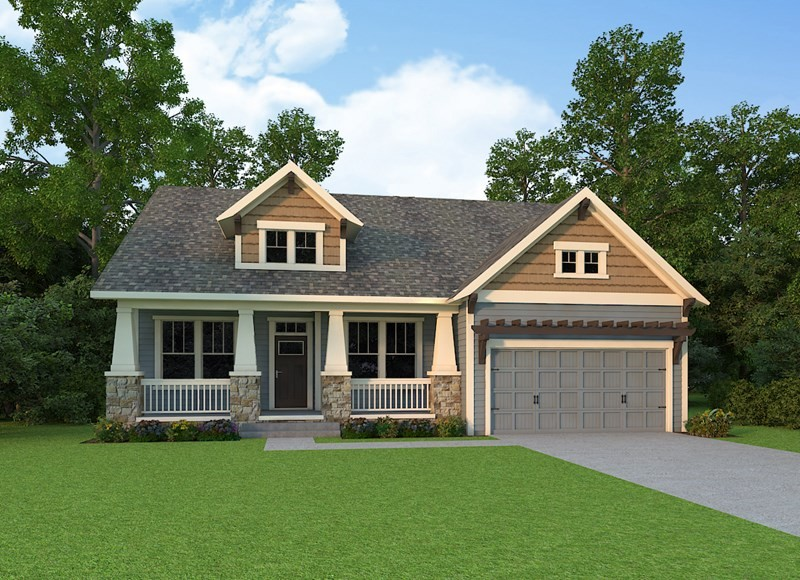 New Home Plans - Caramia by David Weekley Homes | New Home Guide Montcliar Royal Homes Nc Floor Plan on