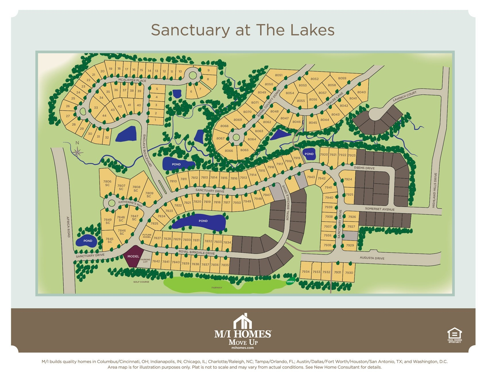 Sanctuary At The Lakes - The Sanctuary