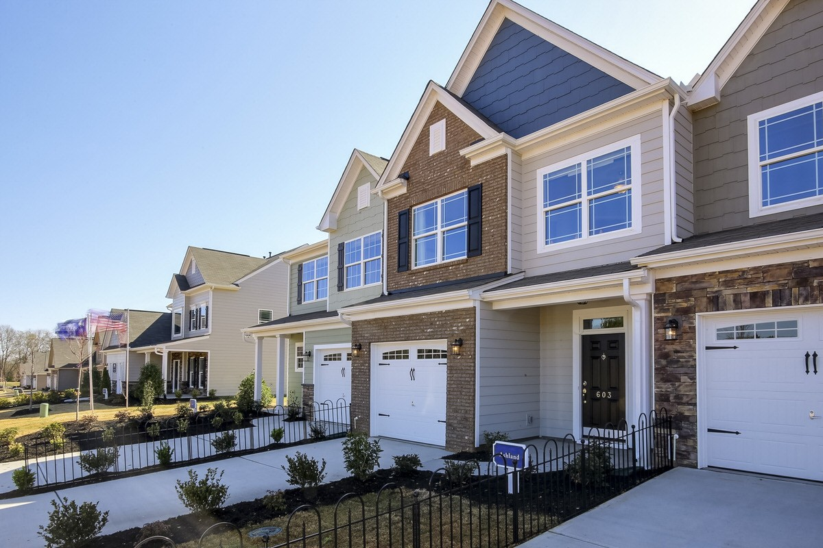 The Village at Adams Mill Townhomes