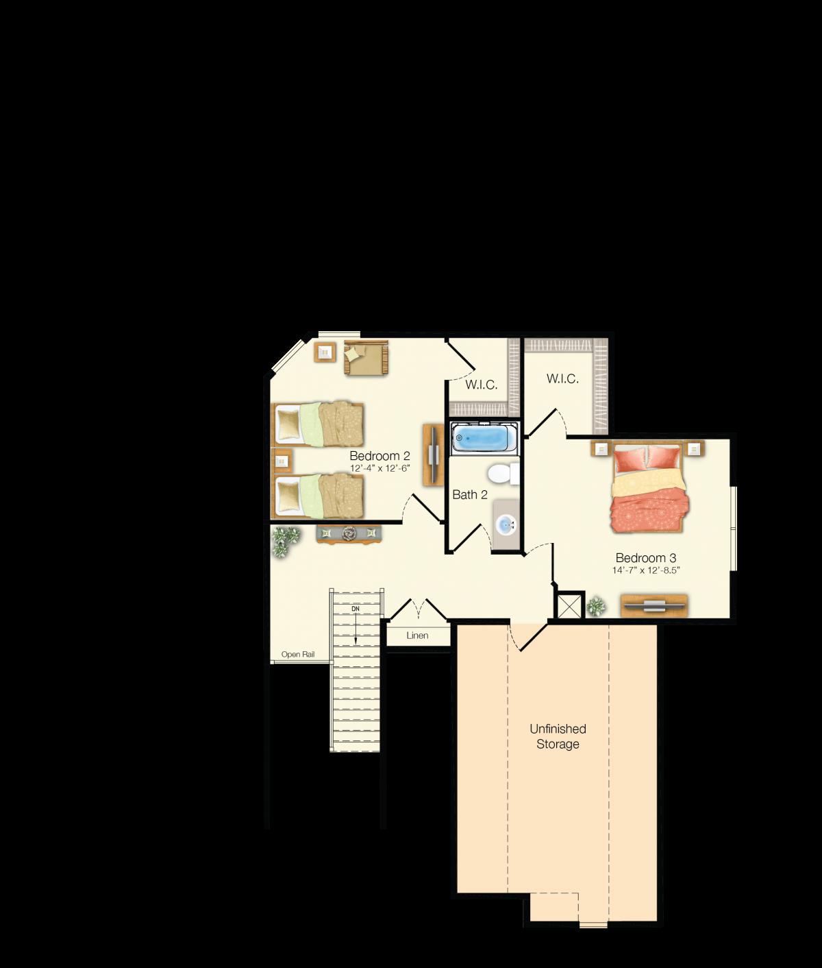 The Heron - Second Floor