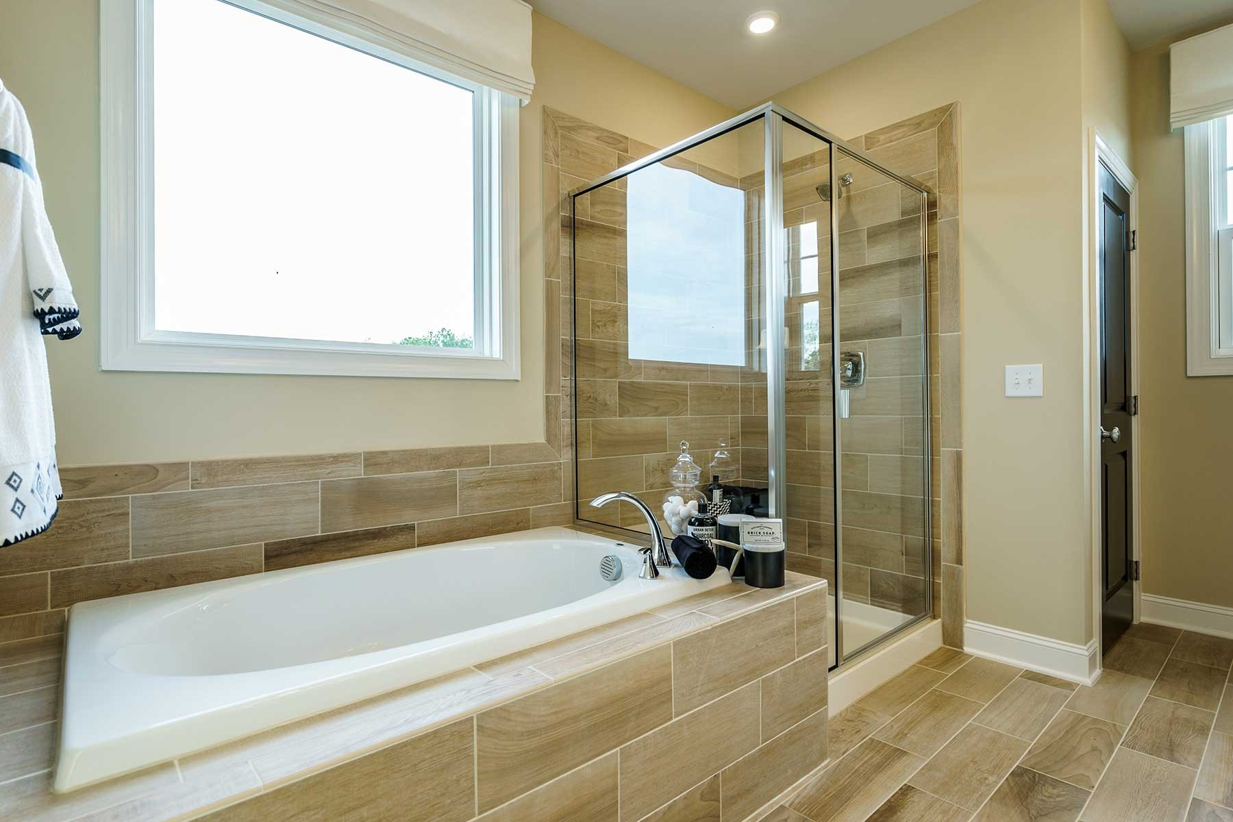 Legacy at Jordan Lake - Legacy Village- Bathroom