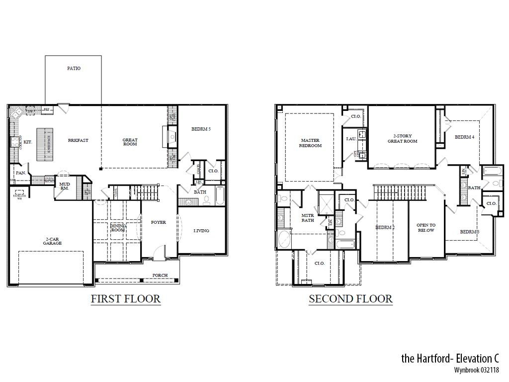 Wb Hartfordc Floorplan